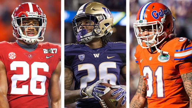 Hudrick's 2017 NFL Mock Draft 1.0: Eagles Get Potential Shutdown Corner
