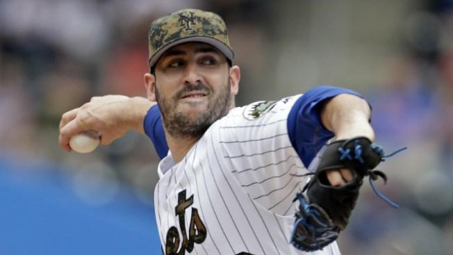 Best of MLB: Brewers Rough Up Matt Harvey, Beat Mets