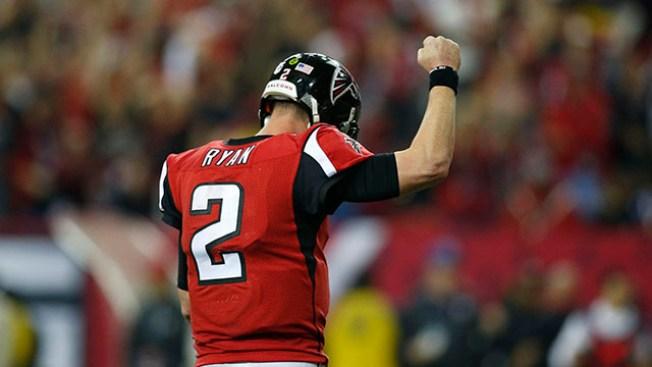 Falcons' Matt Ryan Wins MVP; Cowboys' Dak Prescott Rookie of the Year