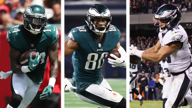 47d689fee93 NFL Free Agency 2019: A Comprehensive Look at Eagles' Receivers ...