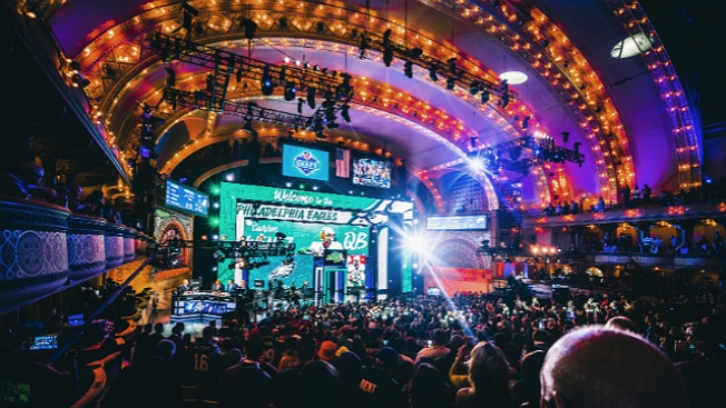 2017 draft headed to Philadelphia