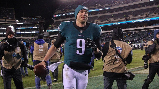 Nick Foles leads Eagles to NFC Championship win