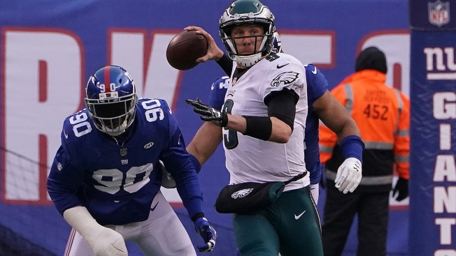 Nick Foles Is a Stat-lover's Dream