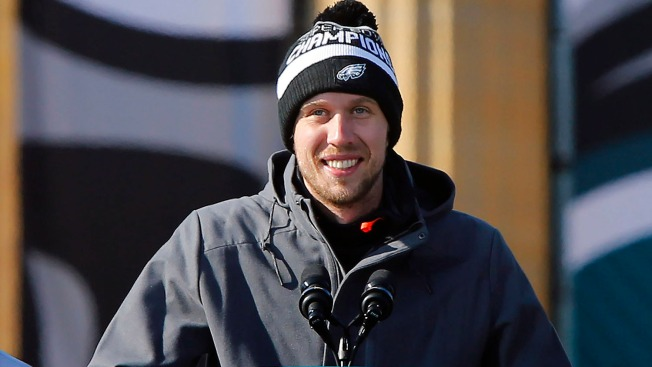 Nick Foles Can't Even Go to Whole Foods Anymore