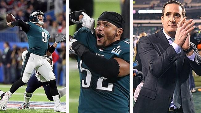 Eagles' 4 Biggest Offseason Questions