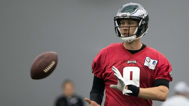 Nick Foles Denies Eagles-Browns Trade Discussion