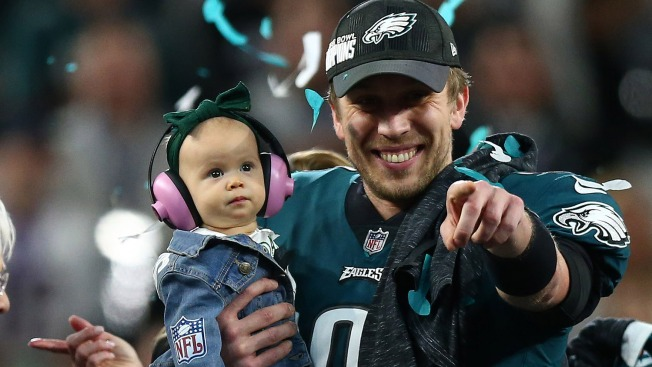 Nick Foles' Inspirational Message in a Social Media World