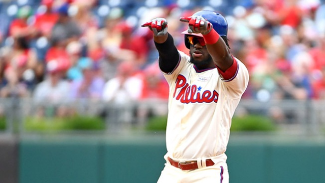 Instant Replay: Phillies 9, Giants 7