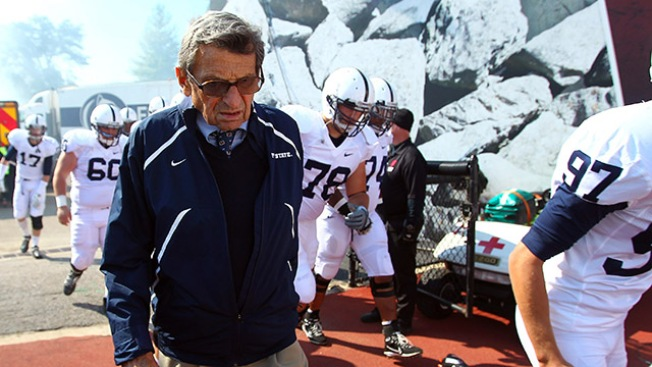 Abuse Victim: Joe Paterno Ignored Complaint About Jerry Sandusky in '76