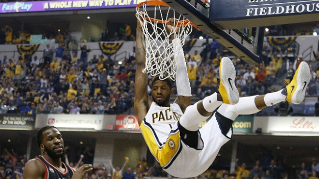 NBA Playoffs: Pacers Even Series With Win Over Raptors