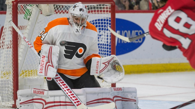 Losing Is Still Foreign to the Flyers