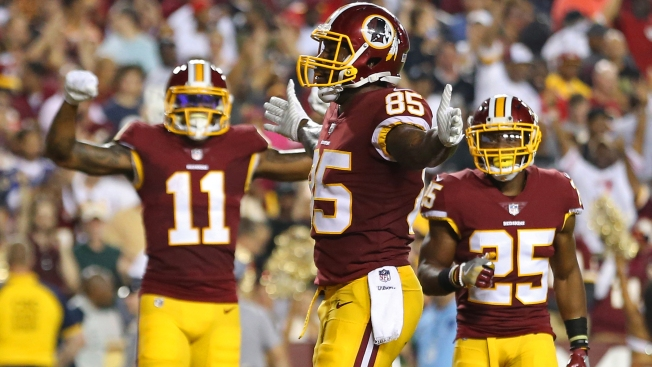 Best of NFL: Redskins Come Up Big in Primetime, Rout Raiders