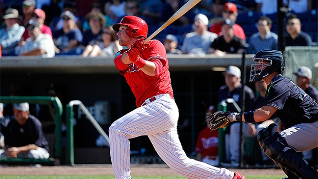 A Hos-toric Debut: Rhys Hoskins' Rookie Season by the Numbers