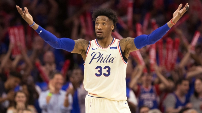 Robert Covington's Energy and Defense Immense for Sixers