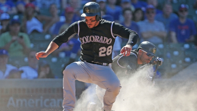 Best of MLB: Rockies Beat Cubs; Mets Sweep Doubleheader With Braves