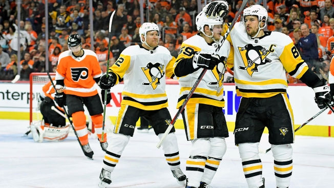 Flyers Come Out Swinging But Knocked Out by Penguins in Game 3