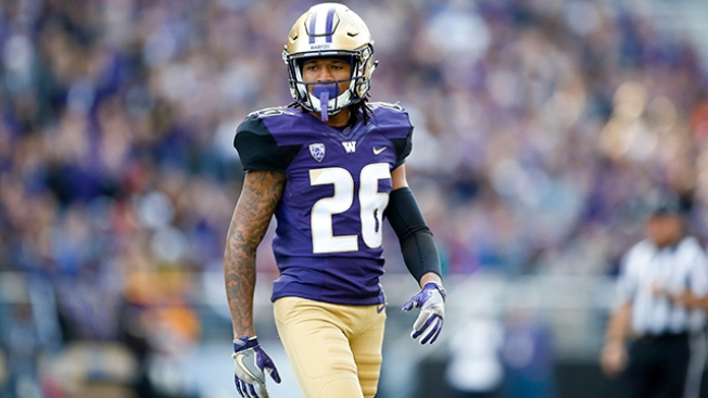 After Getting Letter From Eagles, Sidney Jones Had 'feeling It Would Be Philly'