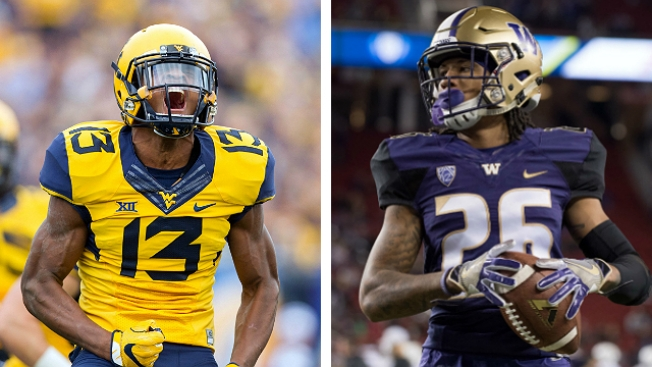 Budding Friendship Could Help Rasul Douglas and Sidney Jones Become Lito and Sheldon