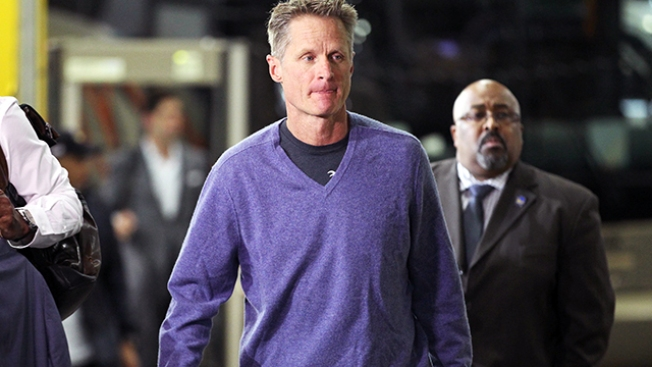NBA Finals: Warriors Coach Steve Kerr Not Well Yet , But Hasn't Ruled Himself Out for Game 1