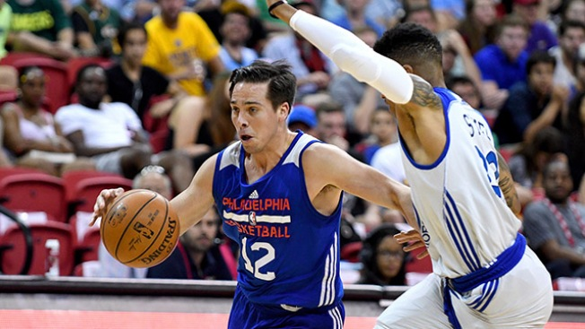 Sixers Kick Off Las Vegas Summer League July 8 Vs. Warriors