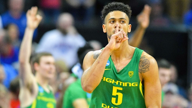 Oregon's Tyler Dorsey Knows He'd Fit Well With Ben Simmons