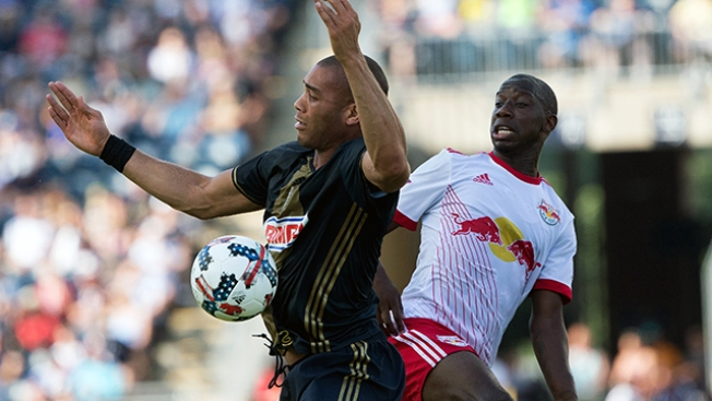 Shorthanded Union Fall to Red Bulls for 3rd-straight Loss