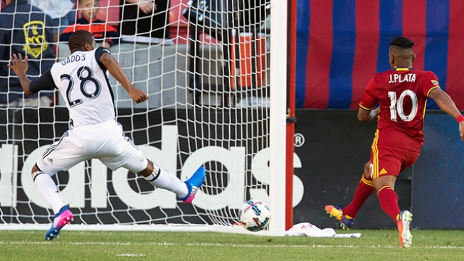 Union See 4-game Winning Streak End in Shutout Loss to Real Salt Lake