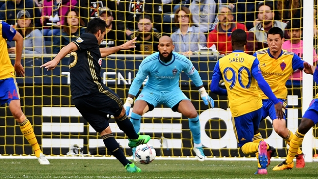 Union Battle Back to Beat Rapids for Club Record 4th-straight Win