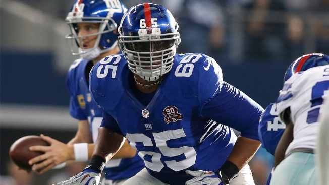 Eagles sign ex-Giants OT Will Beatty | What role will he play?
