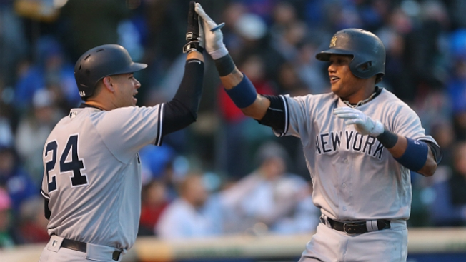 Best of MLB: Yankees Rout Cubs, Improve to AL-best 19-9