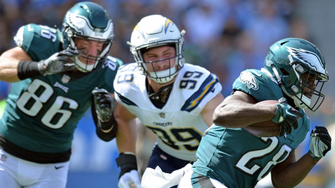 Zach Ertz 'a Complete Tight End' With Much Improved Run Blocking