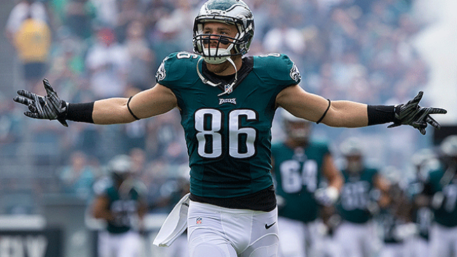 Zach Ertz: Criticism of Doug Pederson's Play-calling Was 'definitely Misconstrued'