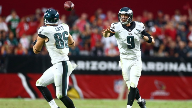 Lucky for Nick Foles c805df3ff