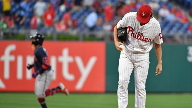 Takeaways After Phillies Falter Again With Aaron Nola on the Mound