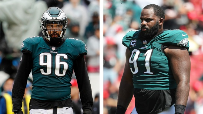 Fletcher Cox Ready to Help Derek Barnett Cope With Tragedy of Brother's Death