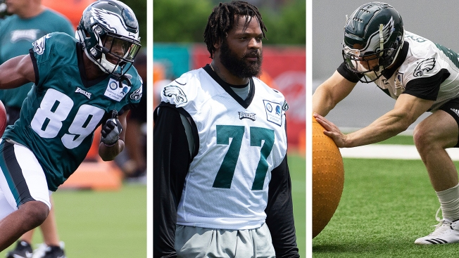 A Breakdown of Eagles' First 2018 Unofficial Depth Chart