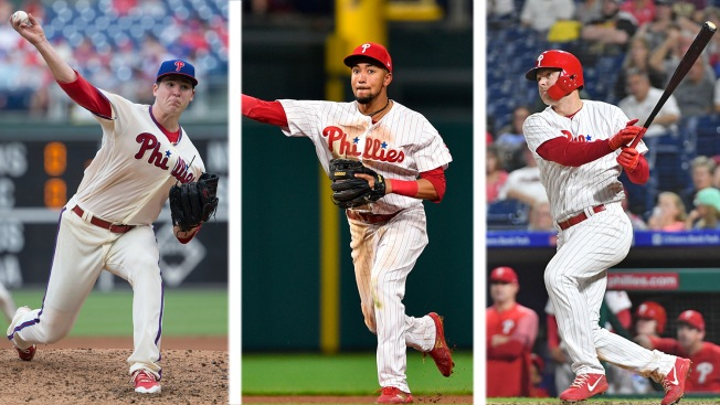Phillies Have a Chance to See Players in Future Roles Over Final 17 Games
