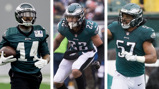 Eagles Injury Update: Carson Wentz Only Player Ruled Out; Sidney Jones, D.J. Alexander, Mike Wallace Might Return