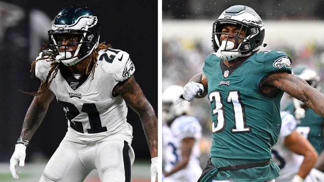 If They're Healthy Enough to Play, Jalen Mills and Ronald Darby Will Be Eagles' Starting Corners Against Cowboys