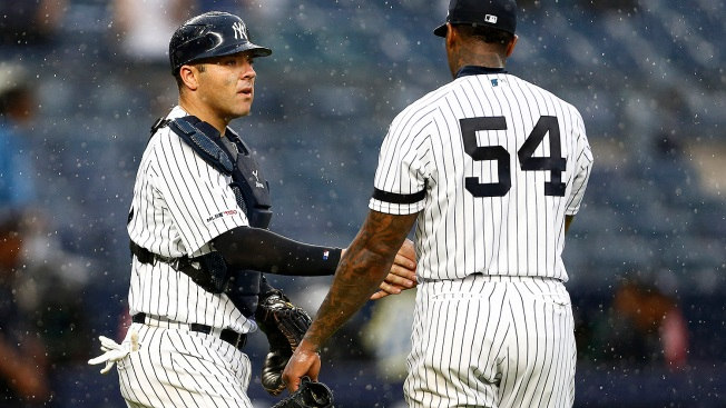 Phillies Free-agent Target: Austin Romine and Other Backup Catchers