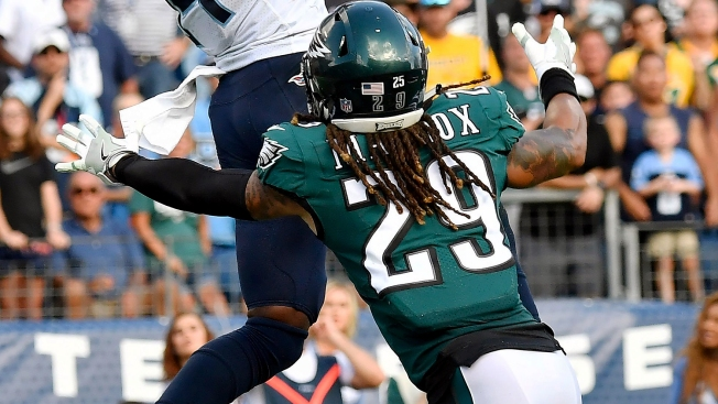 Eagles 2019 Breakout Candidate: Avonte Maddox Ready to Build on Unlikely Rookie Season