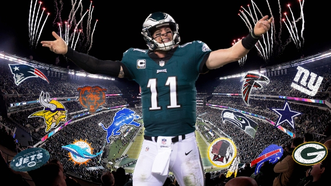 9547d0fb716 Eagles  2019 NFL Schedule Includes 5 Primetime Games - NBC 10 ...