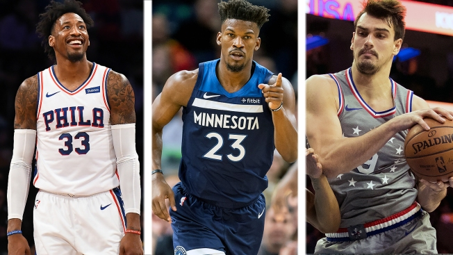 f81620b222d Jimmy Butler Trade Is What The Process Was All About - NBC 10 ...