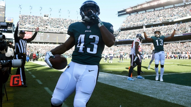 The Danger of Too Much Darren Sproles