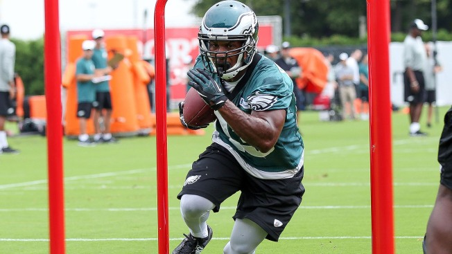 Eagles Minicamp Observations, Day 1: Darren Sproles, Baby