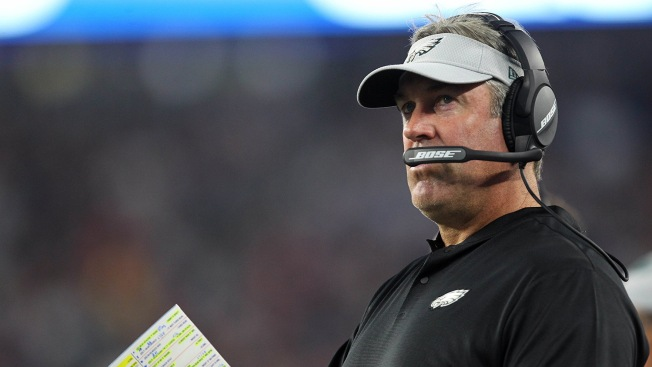 Doug Pederson Responds to Anonymous Criticism From an Eagles Player