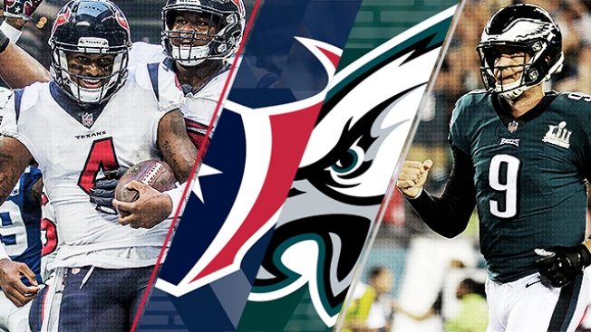 Eagles Vs Texans Live Score Highlights Analysis From Nfl Week 16