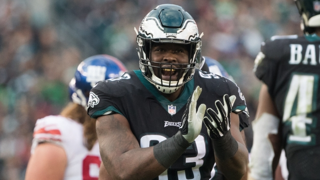 Tim Jernigan Might Help Eagles' DTs Move Past Spinal Tap Drummer Territory