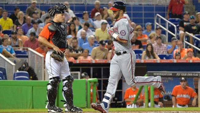 Let Us Not Forget: Bryce Harper Loves Him Some J.T. Realmuto