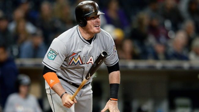 Phillies Acquire First Baseman Justin Bour From Marlins
